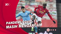 Update! 36 Positif Covid-19 dari Premier League