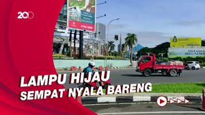 Masalah Traffic Light di Perempatan PIM Tuntas
