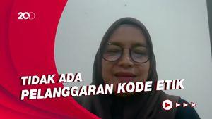 DKPP Berhentikan Ketua KPU Arief Budiman, Evi Novida: Berlebihan!