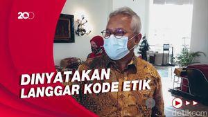 DKPP Pecat Ketua KPU Arief Budiman