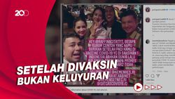 Sherina-Putri Patricia Komentari Raffi Ahmad ke Pesta Usai Divaksin