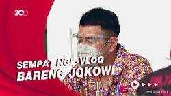 Cerita Raffi Ahmad Jalani Vaksinasi COVID-19 Perdana