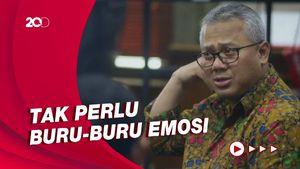 Arief Budiman Dipecat, KPU Masih Pelajari Putusan DKPP