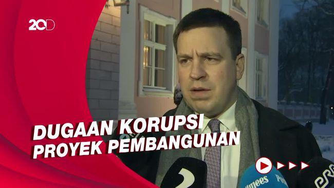 Partainya Tersandung Skandal Korupsi, PM Estonia Mundur