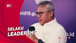 Penjelasan Arief Budiman soal Dampingi Evi Novida ke PTUN