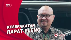 Ilham Saputra Terpilih Jadi Plt Ketua KPU