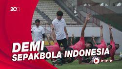 Shin Tae-yong Memohon Agar Liga Indonesia Kembali Bergulir