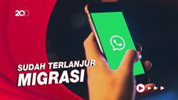WhatsApp Tunda Kebijakan Baru, Netizen: Terlambat, Bye WhatsApp