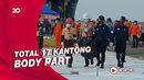 Basarnas Kembali Temukan Body Part Korban Sriwijaya Air Hari Ini