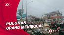 Data dan Fakta Gempa Sulbar: Korban, Kerusakan, dan Gempa Susulan