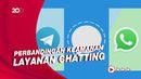 WhatsApp, Telegram, Signal, Mana Paling Mantap?