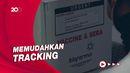 Pendistribusian Vaksin Sinovac Dilengkapi Barcode Hingga GPS