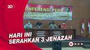 15 Korban Sriwijaya Air SJ182 Telah Diserahkan ke Keluarga
