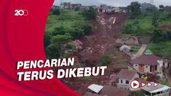 Update Longsor Sumedang: 29 Orang Meninggal, 11 Masih Dicari
