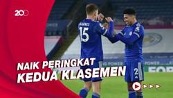 Leicester Geser Liverpool Usai Menang Lawan Southampton