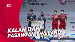 Praveen/Melati Gagal Juara di Thailand Open 2021