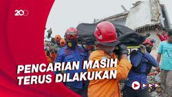 Korban Tewas Akibat Gempa di Sulbar Jadi 78 Orang