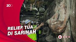 Renovasi Sarinah dan Fakta Relief Bung Karno