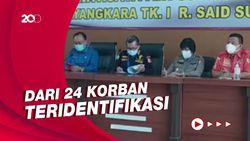 Dukcapil Telah Terbitkan Akta Kematian 15 Korban Sriwijaya Air