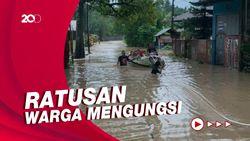 Manado Diterjang Banjir-Longsor, Basarnas: 5 Orang Meninggal