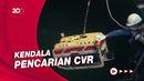BPPT Menduga CVR Sriwijaya Air SJ182 Tertimbun Puing Pesawat