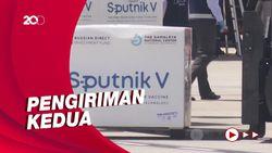 Argentina Terima Vaksin Sputnik V dari Rusia