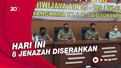 RS Polri Sudah Serahkan 23 Jenazah Korban Sriwijaya ke Keluarga