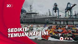 Cuaca Bikin Pencarian Korban-Pesawat Sriwijaya Air Terhambat