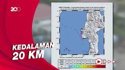 Gempa M 3,4 Terjadi di Majene, Dirasakan hingga Mamuju