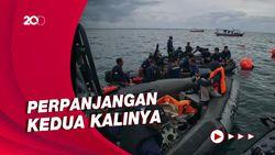 Operasi SAR Sriwijaya Air SJ182 Diperpanjang 3 Hari
