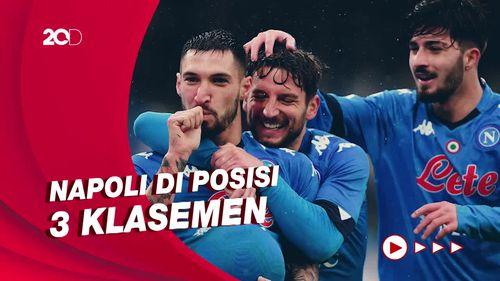 Pesta 6 Gol Napoli ke Gawang Fiorentina
