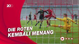 Bayern Munich Kalahkan Freiburg