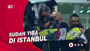Tinggalkan Arsenal, Mesut Oezil ke Fenerbahce