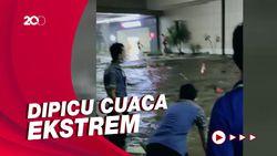 Air Laut Meluap-Genangi Mal Manado, BMKG Pastikan Bukan Tsunami