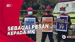 KSPI Siap Aksi Besar-besaran Jelang Putusan MK Terkait UU Cipta Kerja