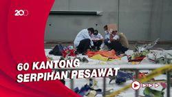 Hari ke-10, Tim SAR Telah Evakuasi 310 Kantong Jenazah Sriwijaya Air