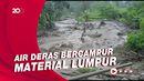 Dahsyat! Banjir Bandang Terjang Gunung Mas Puncak Bogor