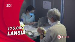 Prancis Mulai Vaksinasi Covid-19 Warga Usia di Atas 75 Tahun