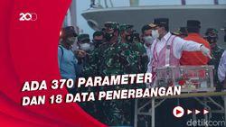 KNKT Berhasil Unduh Data FDR Sriwijaya Air SJ182