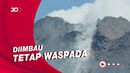 Aktivitas Seismik Gunung Merapi Mulai Menurun