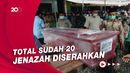 Hari Ini, RS Polri Serahkan 4 Jenazah Sriwijaya Air ke Keluarga