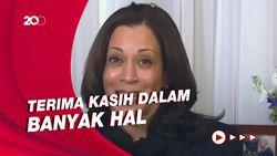 Mundur dari Kursi Senat, Kamala Harris: Im Not Saying Goodbye
