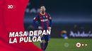 Messi Punya Satu Syarat Agar Bertahan di Barcelona