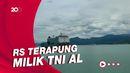 Tiba di Mamuju, RS Terapung dr Soeharso Siap Bantu Korban Gempa