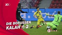 Borussia Dortmund Dibungkam Bayer Leverkusen