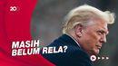 Donald Trump Pidato Perpisahan, Tapi Tak Sebut Nama Biden