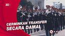Tradisi Transfer Kekuasaan, Biden Tinjau Kesiapan Pasukan