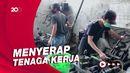 Geliat Warga Cisaranten Bandung, Bangkitkan Ekonomi di Tengah Pandemi