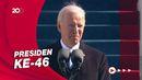Momen Pengambilan Sumpah Joe Biden-Kamala Harris