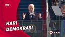 Pidato Pertama Joe Biden: Ini Adalah Hari Amerika